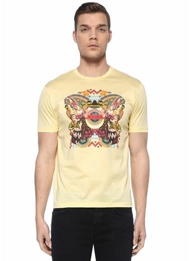 Etro Tişört Sarı